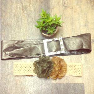 Dress belt bundle